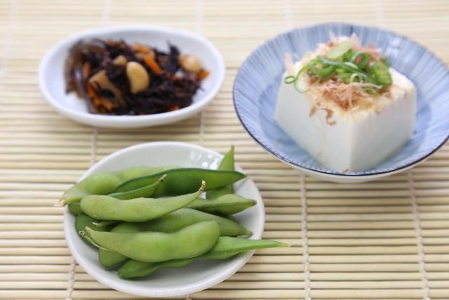 豆腐など豆類