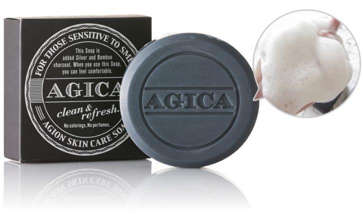 アジカ(AGICA)石鹸